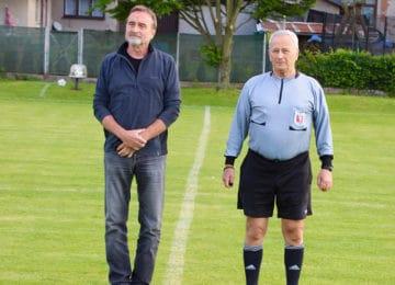 Konečně zas na fotbale…!
