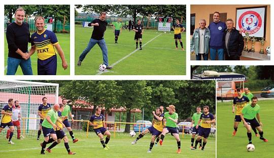 Předčasně ukončené fotbalové soutěže nahradily na Rychnovsku i Pardubicku pohárové soutěže, nad nimiž jsem převzal záštitu.