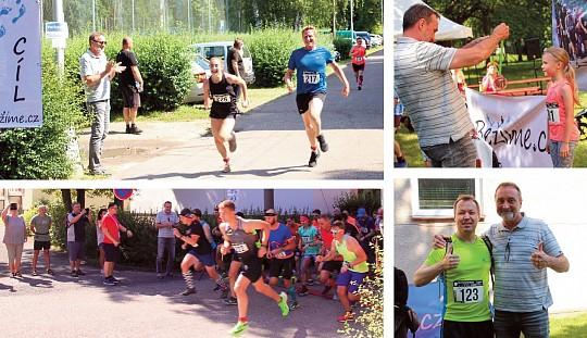 """V sobotu 4. července se v Týništi nad Orlicí běžel 5. ročník Běhu týnišťskými pralesy v rámci charitativní akce Běžíme.cz. Nad akcí jsem převzal záštitu, podpořil ji i finančně - a měl jsem velkou radost, že se po """"Covid-pauze"""" sešla výborná účast!"""