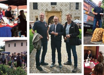Oblíbené zámecké farmářské trhy v Doudlebech jsou zpět!