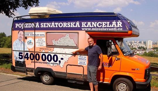 """""""ANTLON"""" za 5.400.000,- korun…? :-)"""