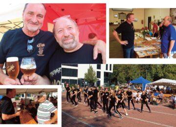 Holice ve víru zábavy a hasičských oslav