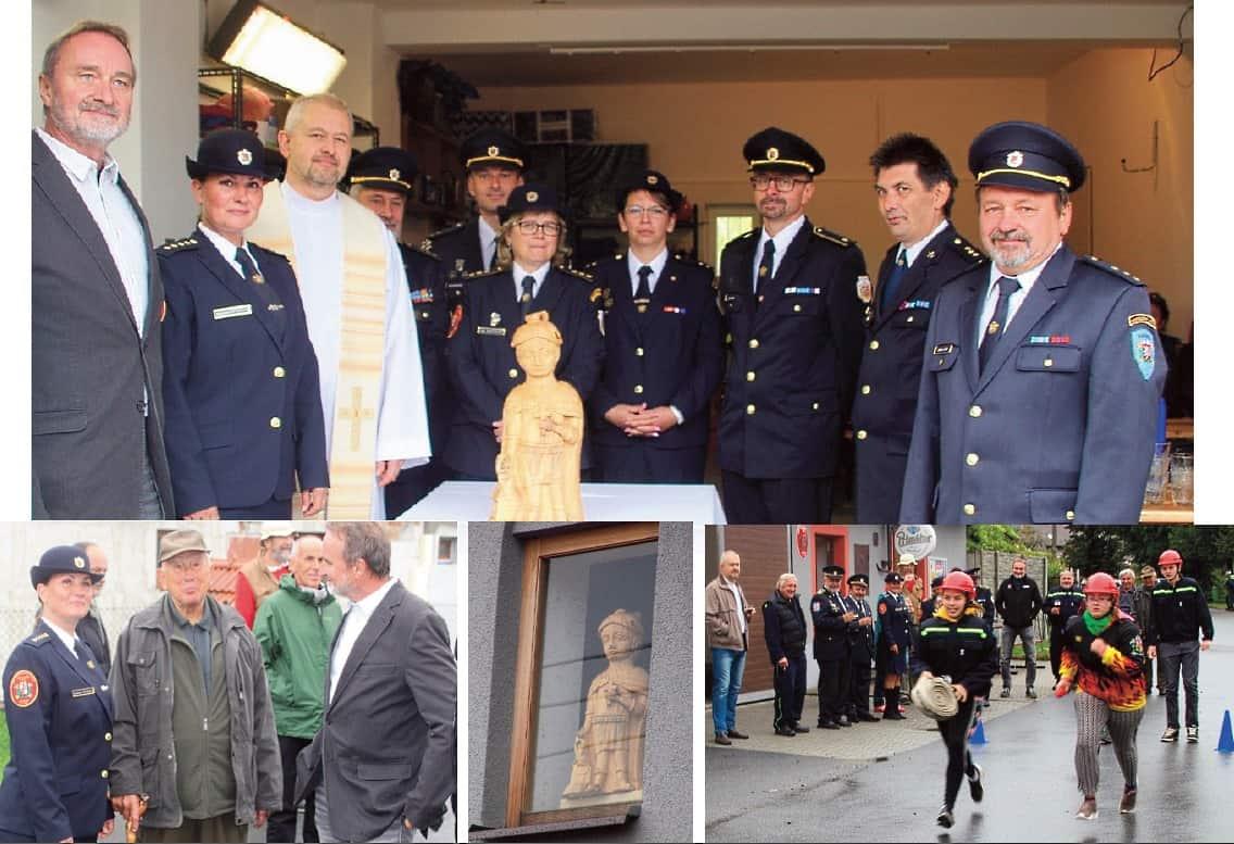 125 let hasičů v Kostelecké Lhotě
